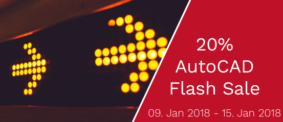 AutoCAD flash Sale 2